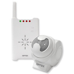 Storm security wireless driveway Annunciator